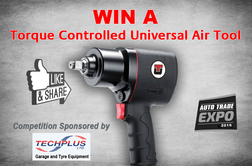 Win a  Universal air tool worth €250