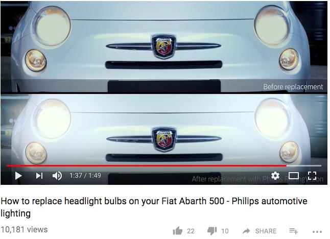 philips how to guide when changing headlight bulbs techtalk ie rh techtalk ie Philips Automotive Tools philips automotive bulb replacement guide